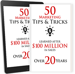 50 Marketing Tips and Tricks